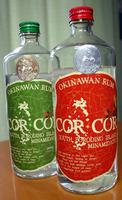 グレイスラムの沖縄県南大東島産ラム酒「コルコル(COR COR)」