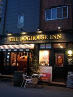 鶴橋のブリティッシュパブ「The Doghouse Inn」