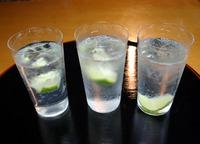 飲み比べやってみたジントニック(Gin&Tonic)