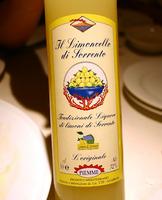 アルファロで飲んだ「レモンチェッロ」