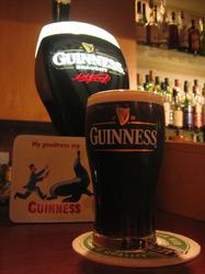 セント・パトリック・デイ(St. Patrick Day)ってことで飲んだギネス